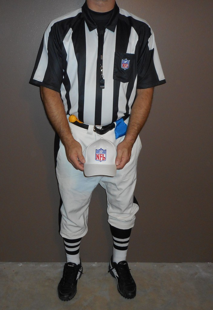 Football Officials Referee Uniformss Most Interesting Flickr Photos