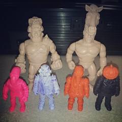 Great box day from artist Daniel Yu! #RagingNerdgasm #TomKhayos #resin #arttoys #toyhustle #toysagram #ToyFinds #ToyGameTedDiBase