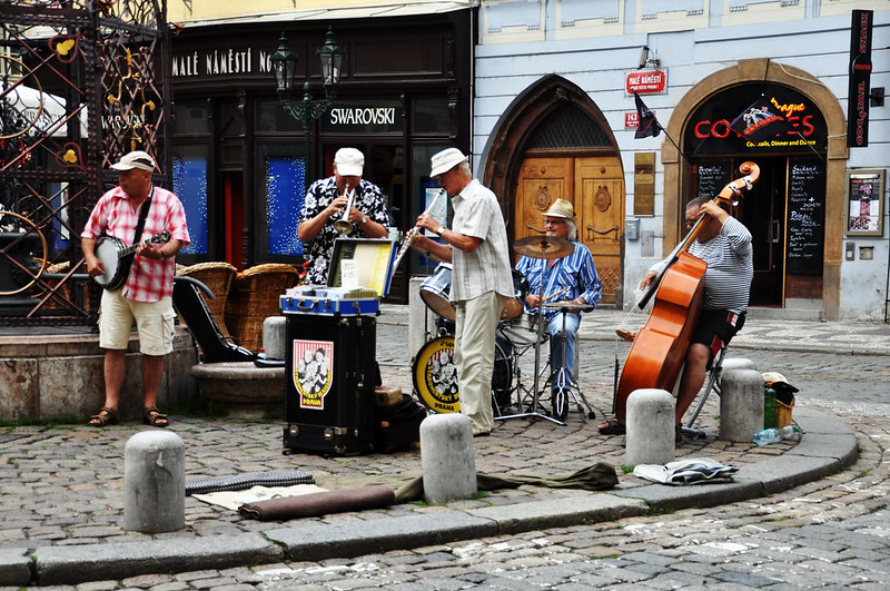Jazz in Prague