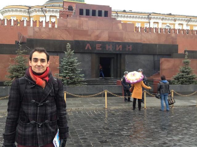 070 - Mausoleo de Lenin