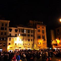 #Pamtheon #rome tutti in piazza