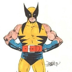 #Wolverine by John Byrne. #comics