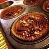 Pecan pie cupcakes #nom #Thanksgiving