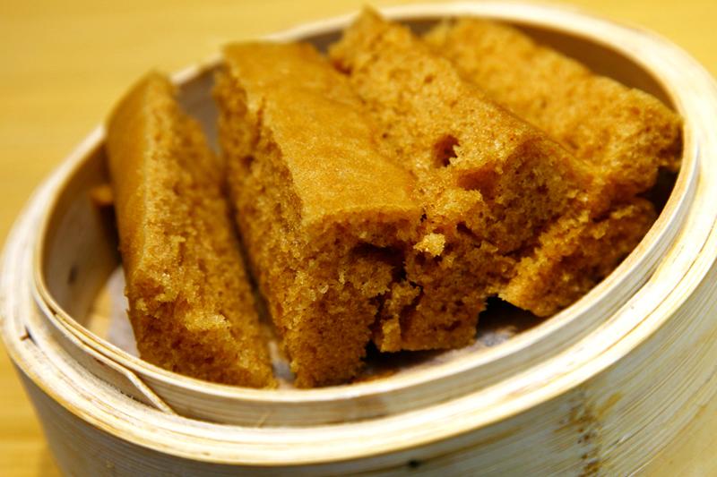 Tim Ho Wan Steamed-Egg-Cake