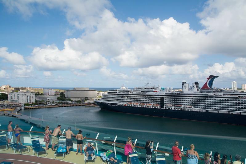 Cruise Ships in San Juan