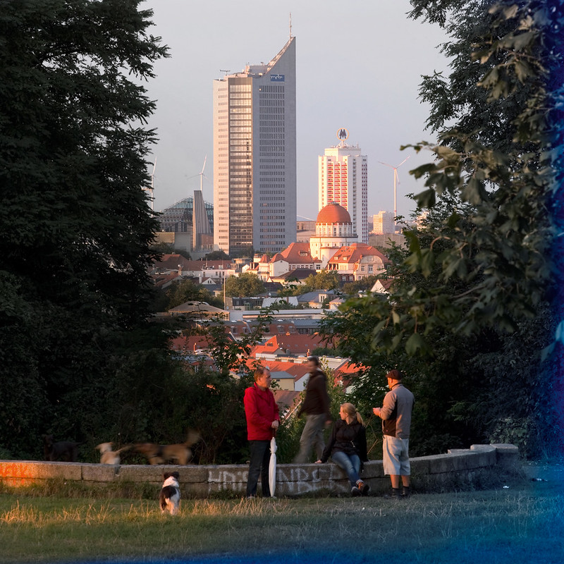 """Fotoproduktion AT """"Verstecktes Leipzig"""" im September 2013 - Bilder zur Ansicht und für Grafik"""