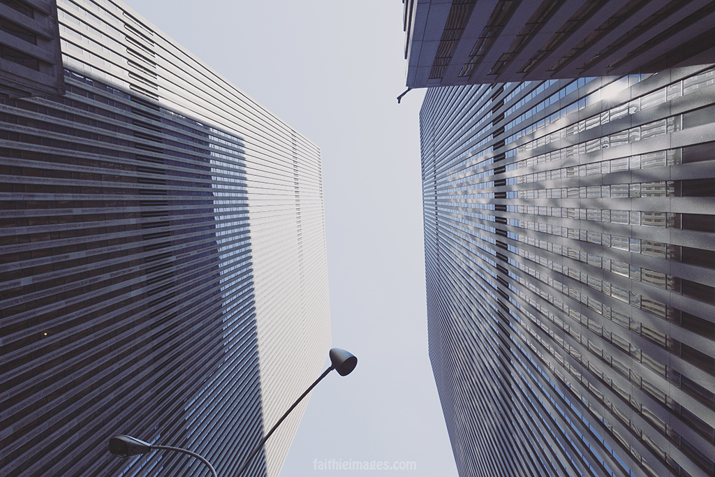 Skyscraper geometry
