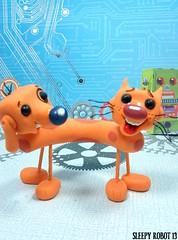 orange, baby toys, cartoon, illustration, toy,