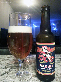 Day 8: Red Racer Pale Ale