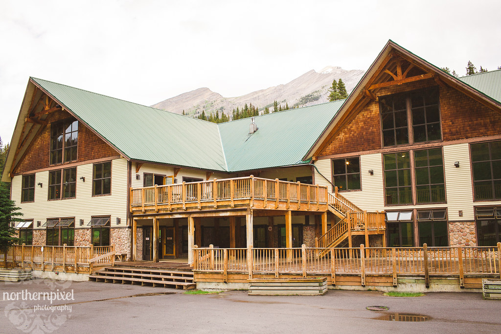 Mount Norquay Resort near Banff Alberta