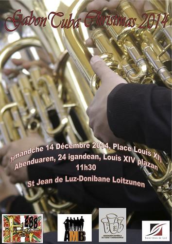 Gabon Tuba Christmas 2014