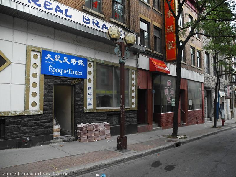 Clark street in Chinatown  6