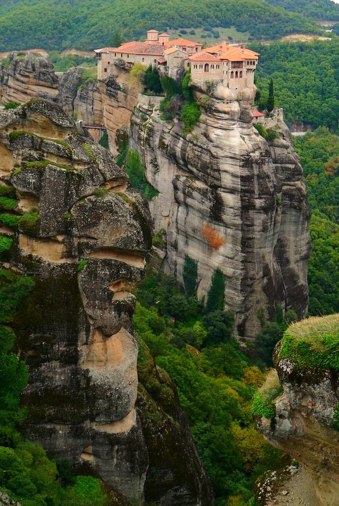 Mountain monasteries