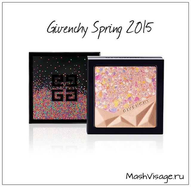 Коллекция Givenchy весна 2015