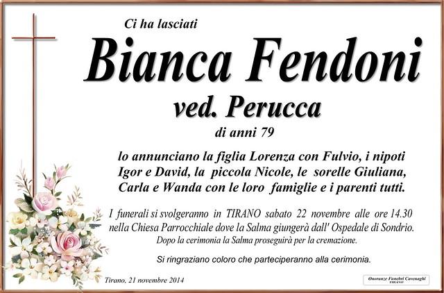 Fendoni Bianca