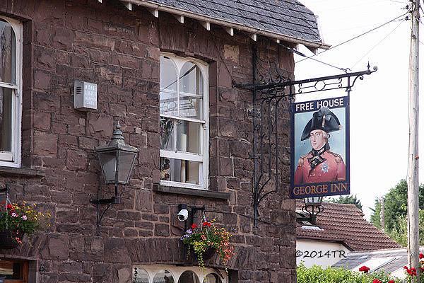 The George Inn-Aylburton-20130714