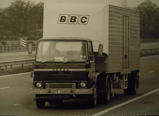 Dodge BBC