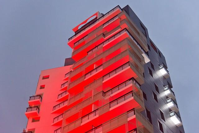 "Inauguration de l'immeuble ""Atypik"""