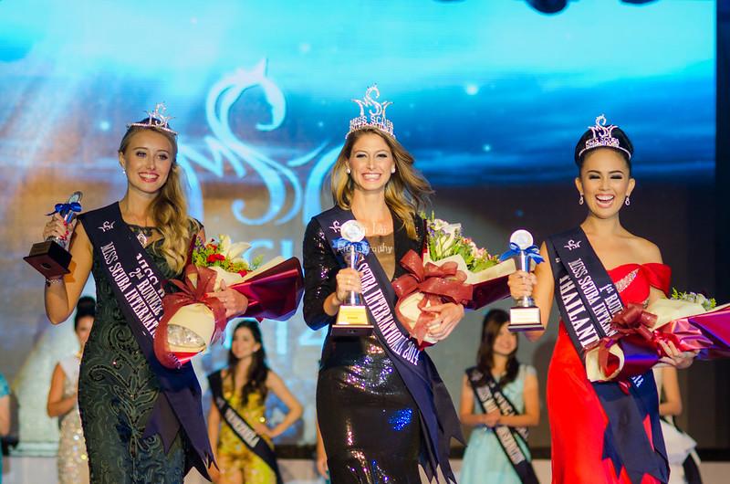 Miss Scuba International 2014 Winners
