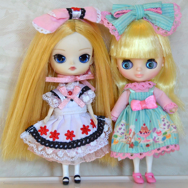 Connie Corneille and Pink Alice