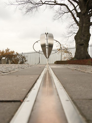 Greenwich: il meridiano zero
