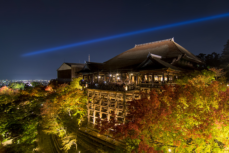 我與Pentax遊京都