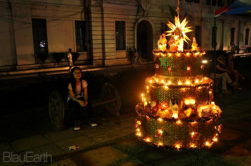 Laoag Lantern Parade 2014