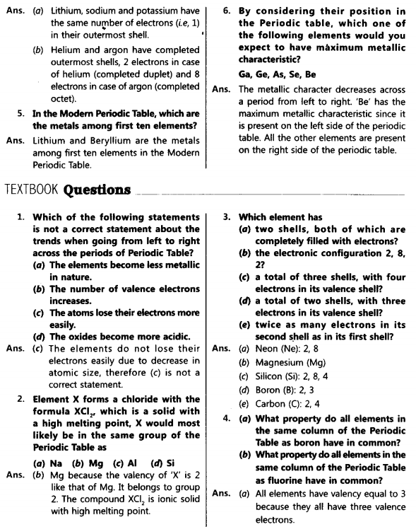 NCERT Solutions for Class 10th Science Chapter 5_2