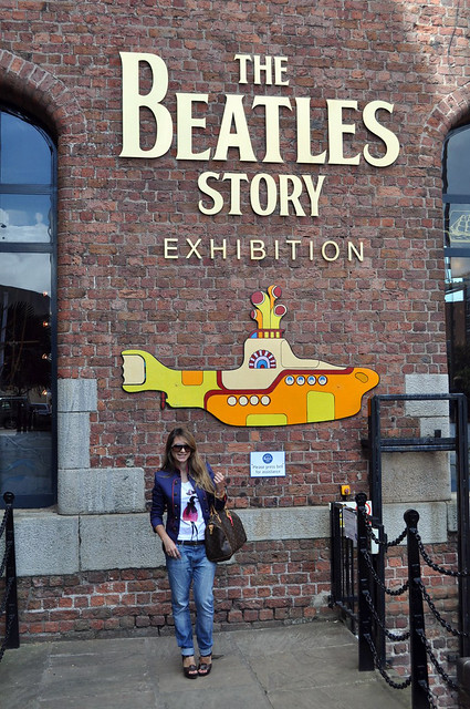 Ruta de los Beatles: Museo Beatles Story en Albert Docks los beatles - 16020984005 b339585499 z - Ruta de los Beatles en Liverpool