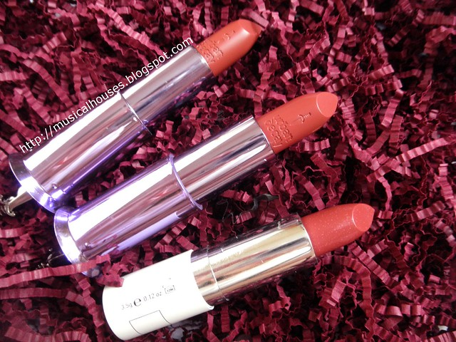 Pantone Marsala Lipsticks Urban Decay Korres