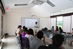 Universidad Regional Amazónica IKIAM, clase.