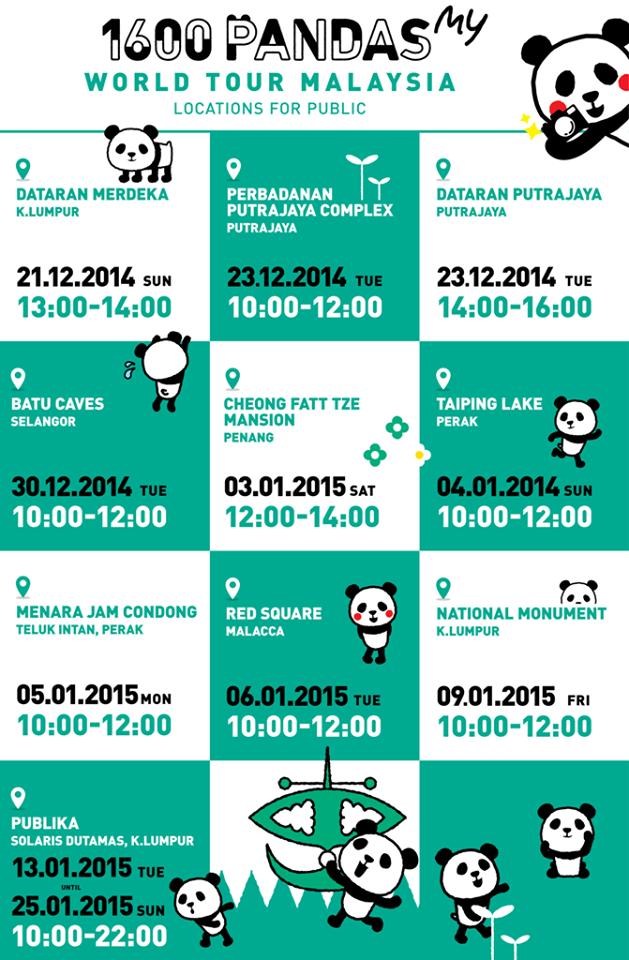 1600 pandas see you in malaysia