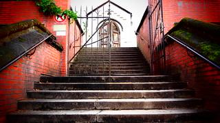 Stairs, Munich