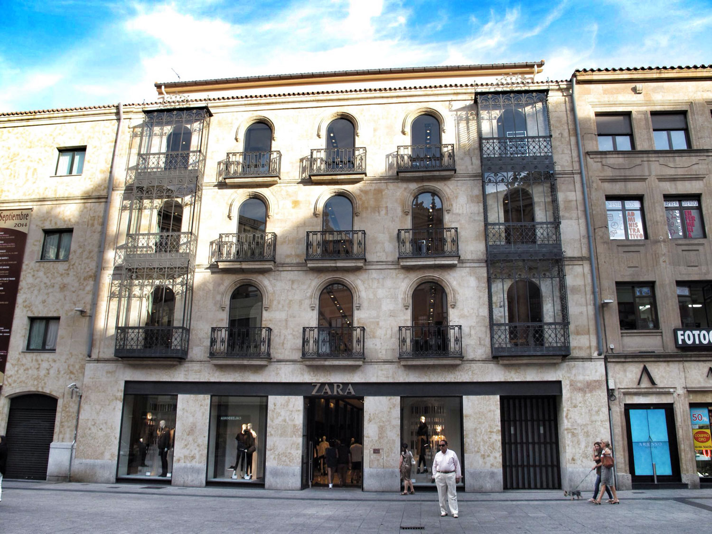 zara salamanca_convento_fachada_calle toro_rehabilitacion