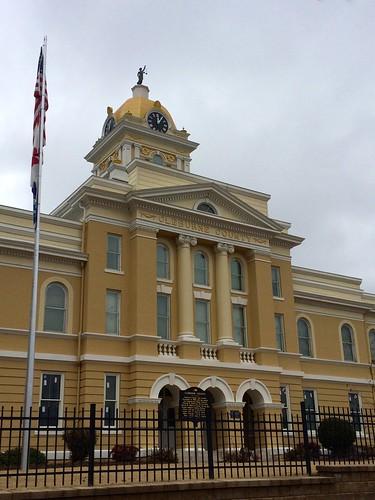 Cleburne County Courthouse (Heflin, Ala.)