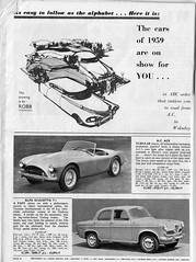 1958 Motorshow
