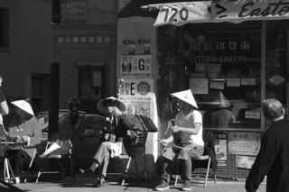 Chinatown - Musicians