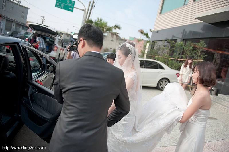 [婚禮攝影] @雲林自宅流水席_061家昇佩如
