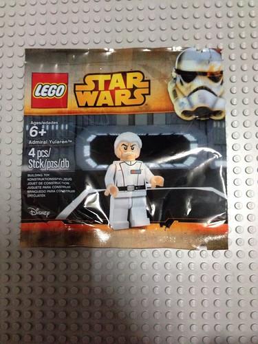 LEGO Star Wars Admiral Yularen Polybag