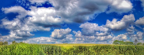 2011 canon eos dslr 500d t1i app rebel iphoneedit sky snapseed hdr blue skies panorama pano handyphoto geotagged geotag facebook lynchburg landscape august summer rural ohio jamiesmed midwest photography clouds highlandcounty