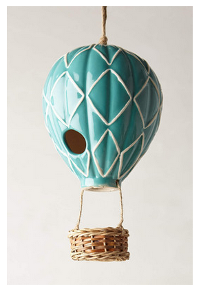 bird house anthropologie