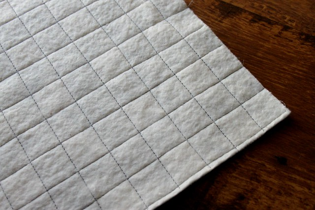 1 inch grid quilting