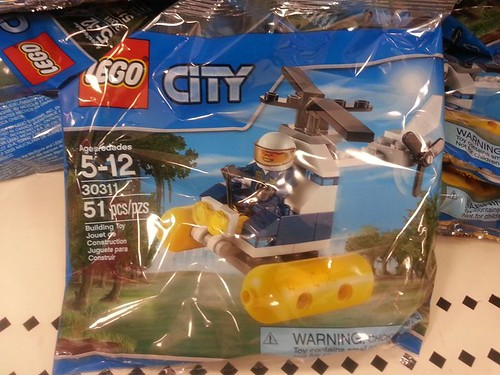 LEGO City 30311 Bag