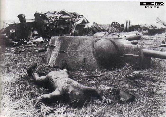 坦克战:活活烧死09