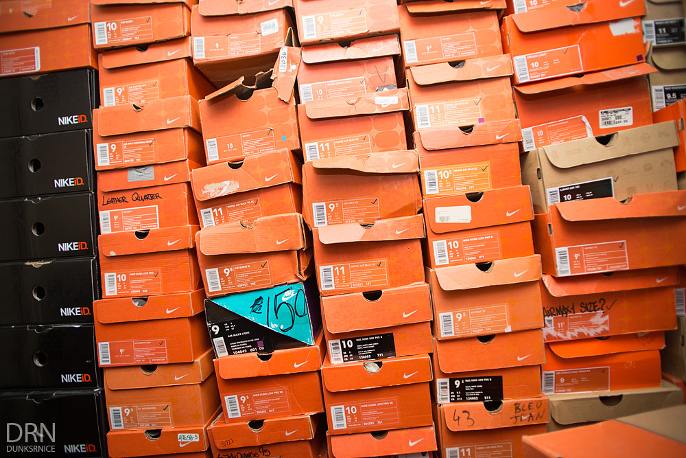 S.L.I.N.G's Sneaker Collection.