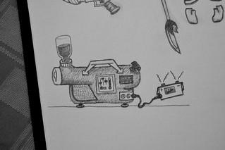 Strange Generator