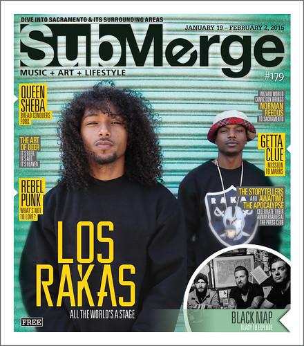 Los-Rakas_L_Submerge_Mag_Cover