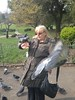 Pigeon lady 2