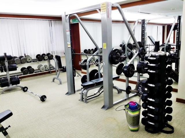Pulai Springs Resort 05 - Gymnasium