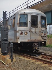 NYCT Hammel's Wye Field Installation - 4/25-26/16